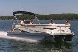 Manitou Boats - 26 Legacy SHP IO