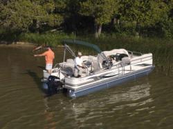 Manitou Boats - 24 Osprey Pro