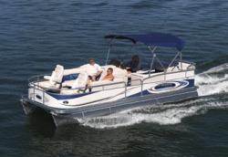 Manitou Boats - 24 Legacy