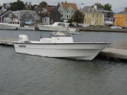 2020 - Maritime Boats - 210 Defiant