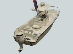 2020 - Maritime Boats - 250 Defiant