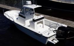 2020 - Maritime Boats - 233 Patriot