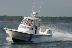 2020 - Maritime Boats - 250 Voyager