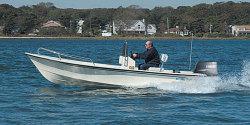 2012 - May-Craft Boats - 1700 Skiff
