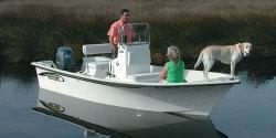 2012 - May-Craft Boats - 1800 Skiff