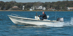 2013 - May-Craft Boats - 1700 Skiff