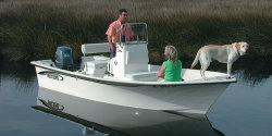 2013 - May-Craft Boats - 1800 Skiff