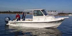 2018 - May-Craft Boats - 2300 Pilot