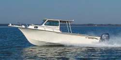 2018 - May-Craft Boats - 2550 Pilot XL