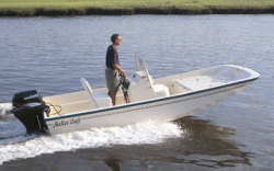 McKee Craft Boats Classic 16 Center Console Boat