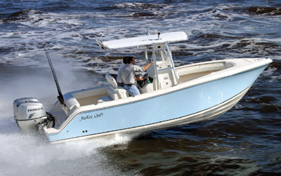 New Mckee Craft Boats