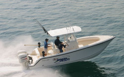 McKee Craft Boats Freedom 24 FSCC Center Console Boat