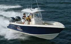 McKee Craft Boats Freedom 28 FSCC Center Console Boat