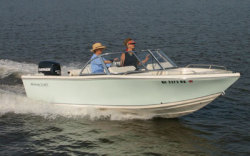 McKee Craft Boats Marathon 172 DC Dual Console Boat