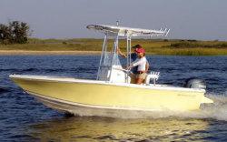 McKee Craft Boats Marathon 184 CC Center Console Boat