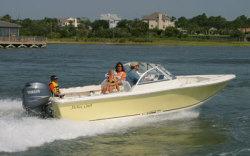 McKee Craft Boats Marathon 196 DC Dual Console Boat
