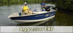Mirrocraft Boats - 1977 Aggressor EXP