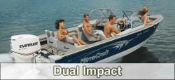 Mirrocraft Boats - 1746 Dual Impact