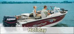 Mirrocraft Boats - 1628 Holiday