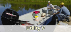 Mirrocraft Boats - 3654 14 Ft Deep Fisherman