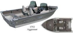 2010 - Mirrocraft Boats - 1752 Aggressor