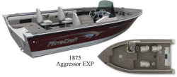 2010 - Mirrocraft Boats - 1875 Aggressor Exp