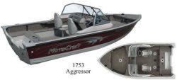 2010 - Mirrocraft Boats - 1753 Aggressor