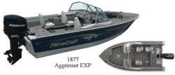 2010 - Mirrocraft Boats - 1877 Aggressor Exp