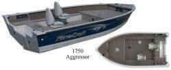 2010 - Mirrocraft Boats - 1750 Aggressor
