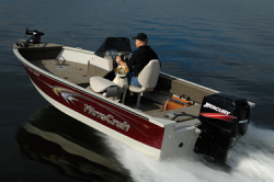 2010 - Mirrocraft Boats - 1416 Troller