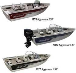 2011 - Mirrocraft Boats - 1877 Aggressor EXP