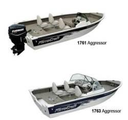 2011 - Mirrocraft Boats - 1760 Aggressor