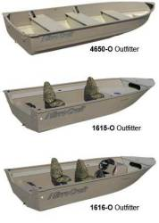 2011 - Mirrocraft Boats - 1616-O Outfitter