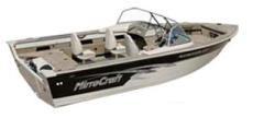2013 - Mirrocraft Boats - 1875 Aggressor Exp