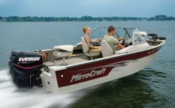 2013 - Mirrocraft Boats - 1628 Holiday
