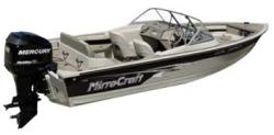 2013 - Mirrocraft Boats - 1766 Dual Impact