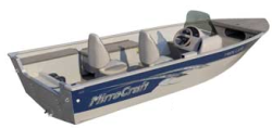 2013 - Mirrocraft Boats - 1615 Troller