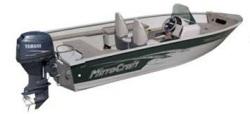 2013 - Mirrocraft Boats - 1676 Troller