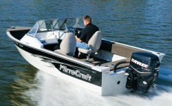 2013 - Mirrocraft Boats - 1687 Troller EXP