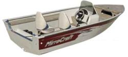 2013 - Mirrocraft Boats - 1400 Troller