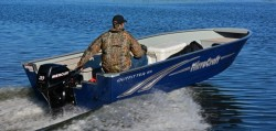 2014 - Mirrocraft Boats - 1615-O Outfitter