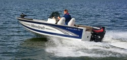 2014 - Mirrocraft Boats - 1686 Troller EXP