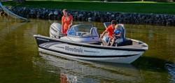 2014 - Mirrocraft Boats - 1763 Aggressor