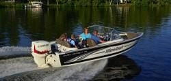 2014 - Mirrocraft Boats - 1766 Dual Impact
