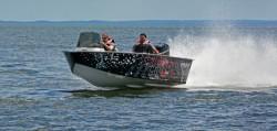 2014 - Mirrocraft Boats - 1861 Pro X
