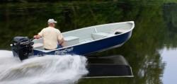 2014 - Mirrocraft Boats - 4650-S Utility V
