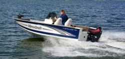 2014 - Mirrocraft Boats - 1685 Troller EXP