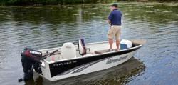 2014 - Mirrocraft Boats - 1677 Troller