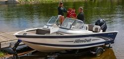 2015 - Mirrocraft Boats - 1768 Holiday