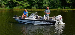 2015 - Mirrocraft Boats - 1687 Troller EXP